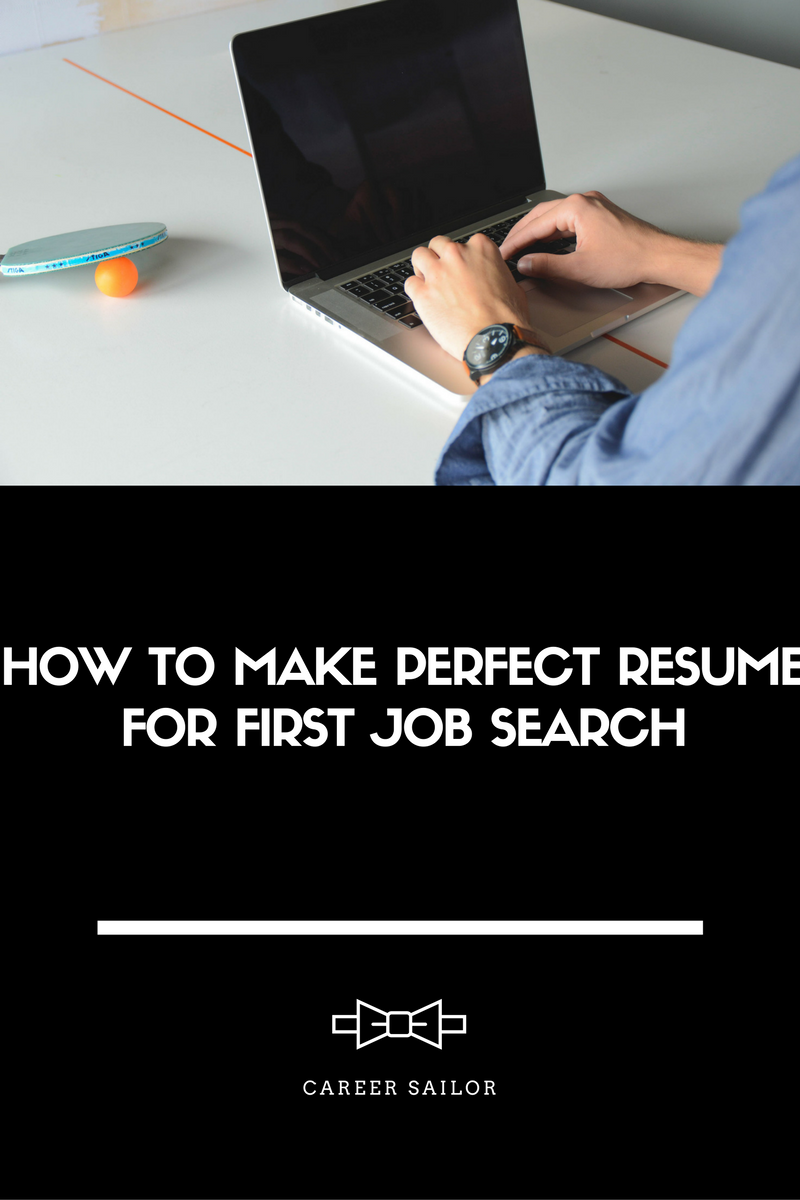 make the perfect resume 1st line support cv template best resume